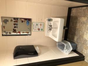Child Sized Bathroom